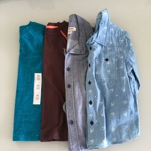 Other - Boys Kids T-Shirts Tops Bundle of 4